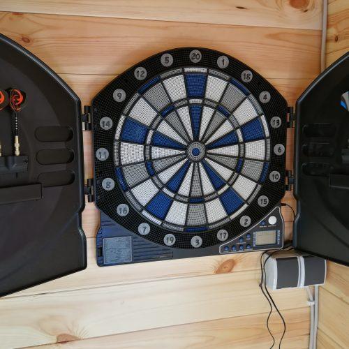 Darts im Ferienhaus Aurich